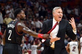 Houston Rockets Recap: Heat Burn Rockets to a Win