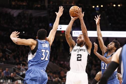 Spurs rebuilding a rivalry