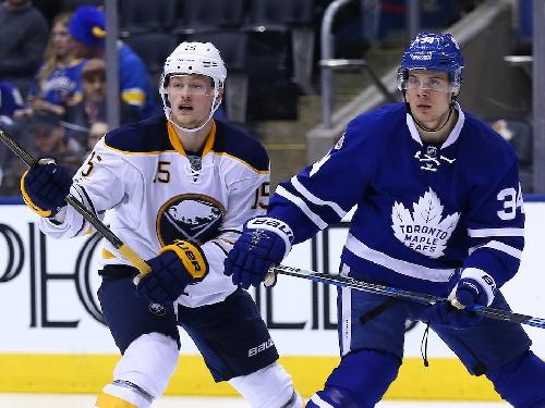 Toronto Maple Leafs' Auston Matthews vs. Buffalo Sabres' Jack Eichel could be hockey's next great rivalry