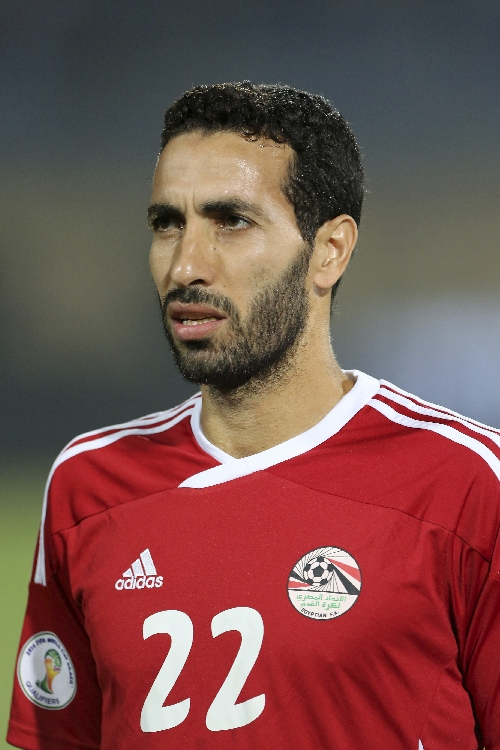 Egypt puts soccer star Aboutrika on no-fly, terror list The Associated Press