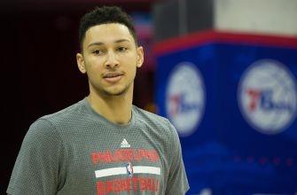 Did Ben Simmons hint at a Jan. 27 NBA debut?