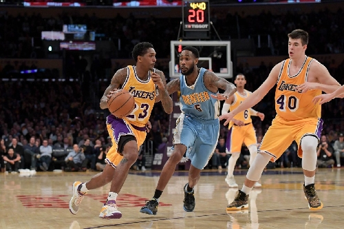 Will Barton highlights from the Lakers game