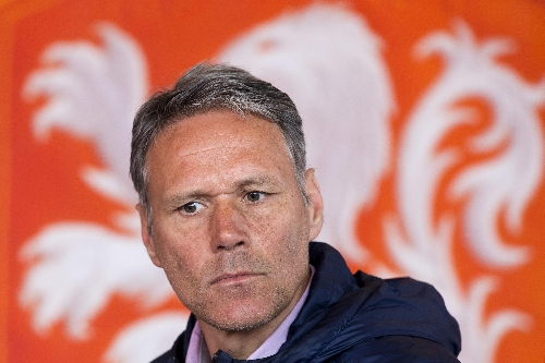 FIFA's Marco van Basten proposes changes to enhance soccer The Associated Press