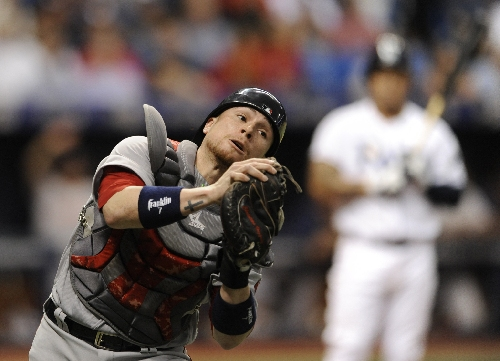 Rusney Castillo vs. Christian Vazquez: Two Boston Red Sox face off in winter ball final, Vazquez batting .400