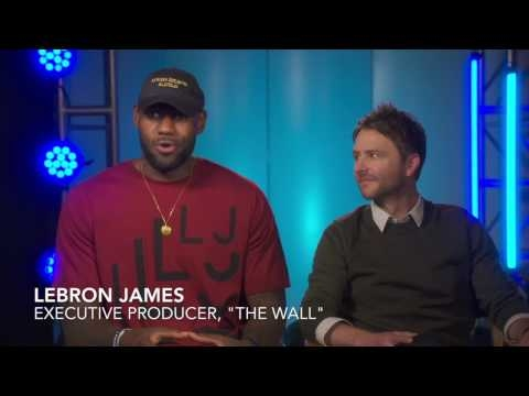 NBC orders 20 more episodes of 'The Wall,' the game show produced by LeBron James
