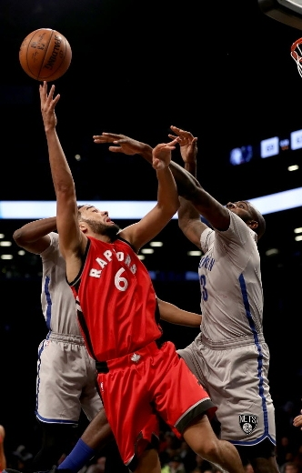 Raptors-Nets: Depth On Display On Cory Joseph's Big Day