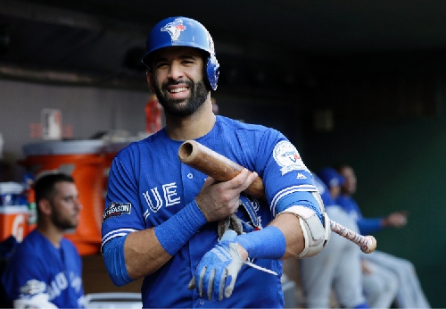 It's official: Blue Jays sign Jose Bautista to one-year deal