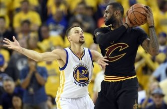 Cavs-Warriors NBA's Best New Rivalry