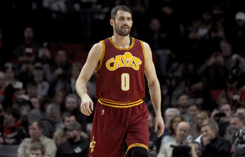 Cavs' Love limited in practice, questionable against Suns The Associated Press