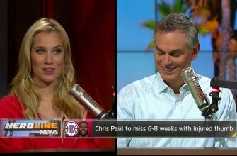 Chris Paul a great fit for the Knicks? Kristine and Colin discuss | THE HERD