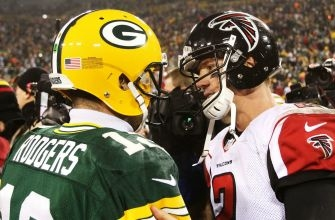 Sunday's Packers-Falcons NFC Championship already set an NFL gambling record