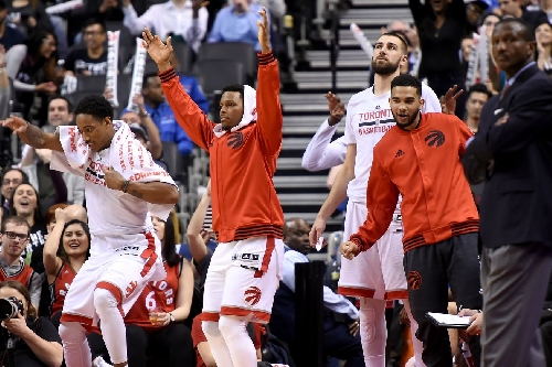 Are the Raptors the new lovable throwback team of the NBA?