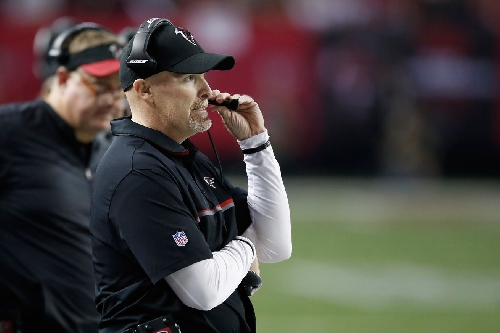 When 49ers told Kyle Shanahan he's their guy, Dan Quinn told Falcons assistants