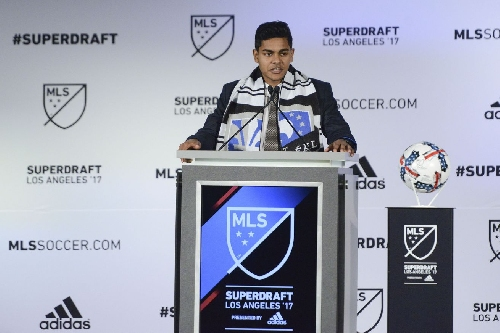 Toronto FC pass on Canadian prospects in MLS Draft