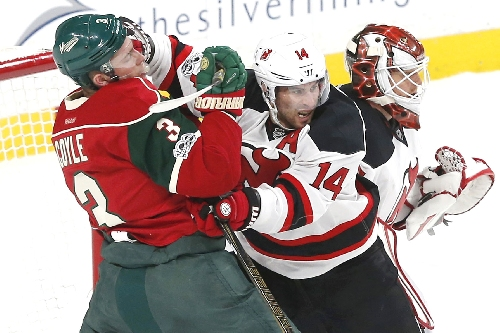 Devils finish road trip in style with improbable win