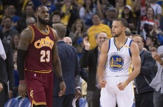 Six best moments from Warriors' win over Cavs