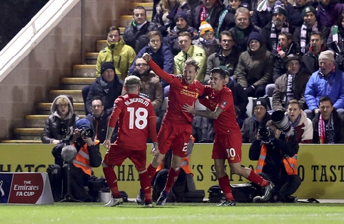 Liverpool beats fourth-tier Plymouth 1-0 in FA Cup replay The Associated Press