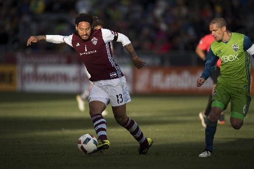 Jermaine Jones, former Rapids midfielder, signs with Los Angeles Galaxy
