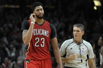 Anthony Davis weighs in on his future with the New Orleans Pelicans