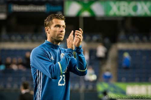 Andreas Ivanschitz announces his departure from Sounders