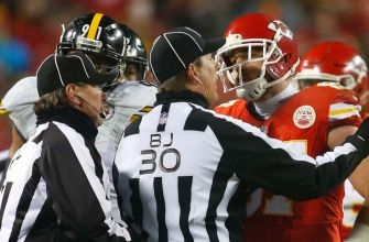 The official Chiefs' Travis Kelce trashed reportedly will be Super Bowl LI ref