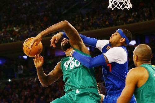 Game Thread: Knicks at Celtics- 01/18/17