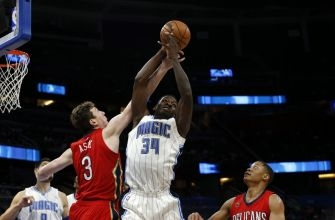 Magic Wands: Orlando Magic at New Orleans Pelicans