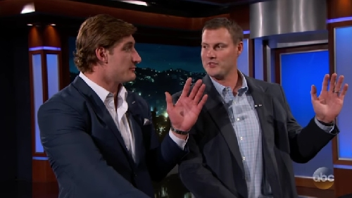 WATCH: Chargers' Philip Rivers takes hilarious oath to the city of Los Angeles