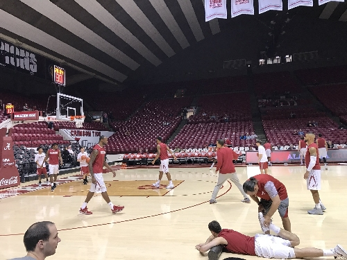 Alabama vs. Missouri basketball live updates, analysis