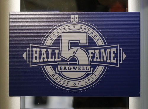 Longtime Astros slugger Bagwell elected to Hall of Fame The Associated Press