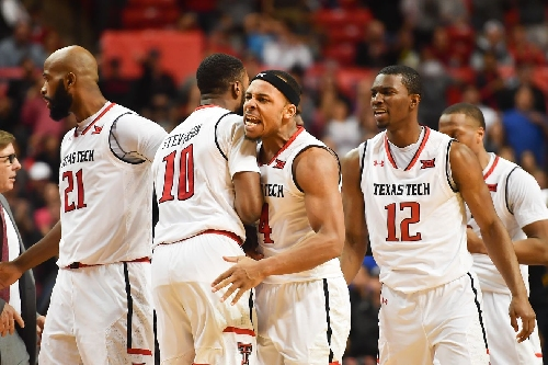 Texas Tech is Victorious Over TCU, 75-69
