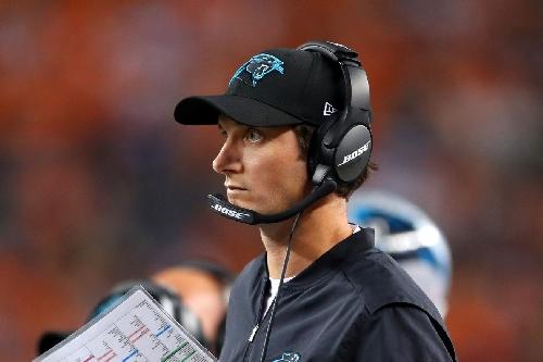 Report: Bills interviewed Panthers QB coach Ken Dorsey for offensive coordinator job