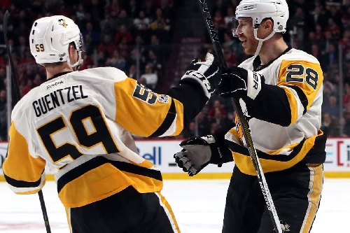 Penguins vs. Canadiens Recap: Nice, quiet road game. Pens win!
