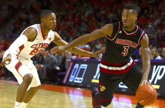 Louisville Basketball: Highlights From Last Year's Clemson Game