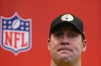Roethlisberger hoping to play up to Brady's