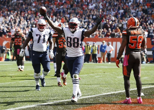 Even without Gronk, Steelers aware Patriots haven't skipped beat