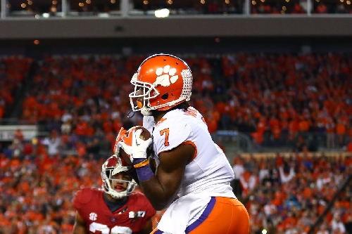 Poll: Should the Baltimore Ravens trade up in the first round for Mike Williams?
