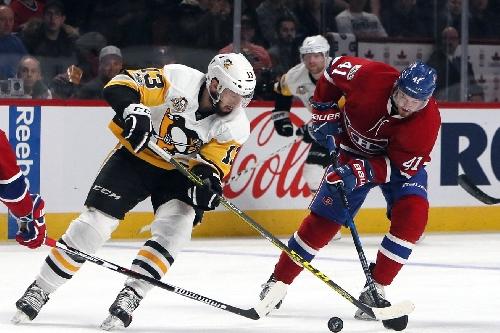 Canadiens vs. Penguins Game Recap: Missed Opportunities