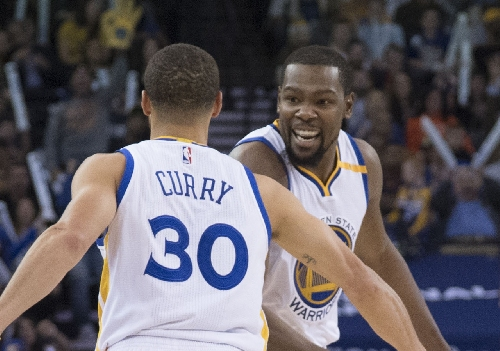 Trending stories: The Curry-Durant dynamic, James Harden, Kawhi Leonard and more