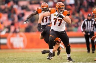 Andrew Whitworth an option at left tackle for Denver Broncos