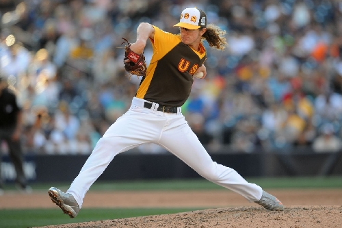 Josh Hader is Ranked as Baseball's #1 Left-Handed Pitching Prospect by MLB Pipeline