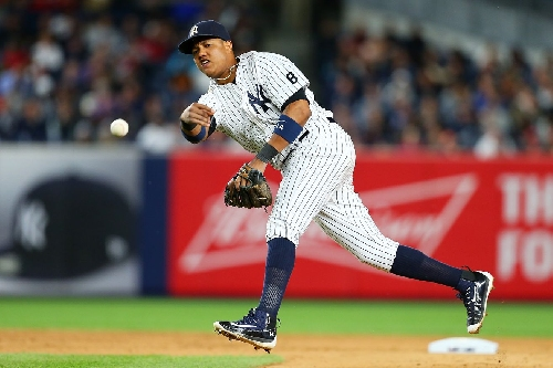 Starlin Castro is open to playing third, and that's good news