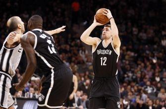 Joe Harris Shouldn't Start, But Can Finish for the Brooklyn Nets