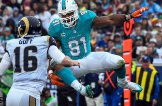 Miami Dolphins 2016 review: Cameron Wake