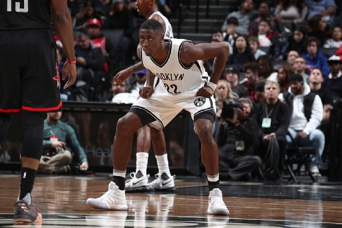 The Swing Brothers: Rondae and Caris making their way