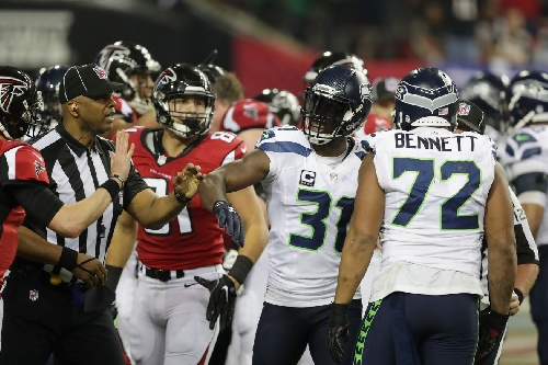 NFL highlights video of Seahawks-Falcons ignores crucial penalty on Kevin Pierre-Louis