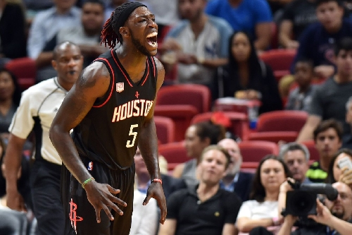 Montrezl Harrell is consistently contributing for the Rockets