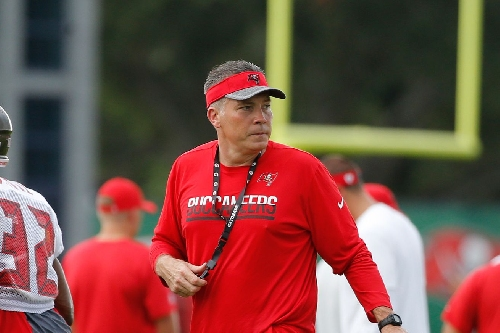 The Buccaneers' special teams coach did surprisingly well