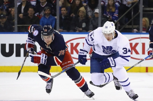Game Preview: New York Rangers at Toronto Maple Leafs