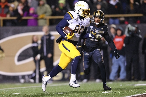 2017 NFL Draft: Potential Panther? Michael Roberts, TE, Toledo